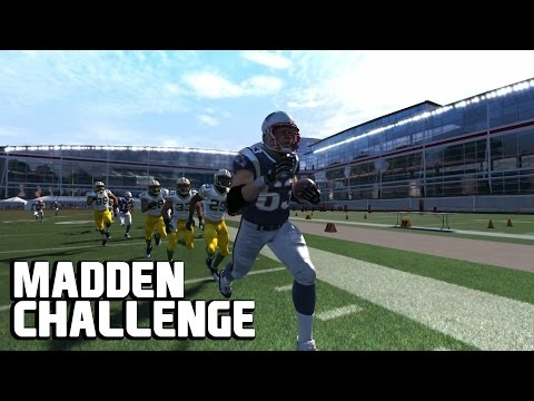 Can Dan Connolly get a Kick Return TD?  Madden Challenge