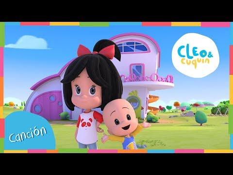 VEN A JUGAR (CANCIÓN OPENING).Cleo & Cuquin Serie I Familia Telerin. Canciones Infantiles Para Niños