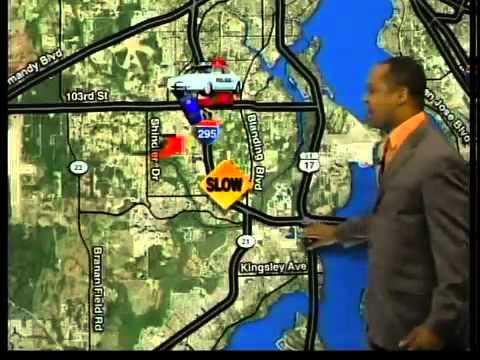 Action News Jacksonville- Traffic report