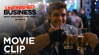 "Unfinished Business | ""Tequila Slaps"" Clip [HD] 