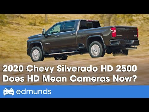 2020 Chevrolet Silverado 2500HD ― First Drive, Towing and Walk-Through