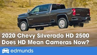 2020 Chevrolet Silverado 2500HD ― First Drive, Towing and Walk-Through