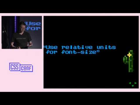 Keith J. Grant - Stop Thinking in Pixels
