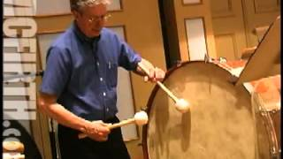 Concert Bass Drum Lessons 05: Playing Rolls(Vic Firth Video Lesson Series Concert Bass Drum with Tom Gauger Tom Gauger has played percussion with the Boston Symphony and Boston Pops Orchestras ..., 2015-02-26T14:22:35.000Z)