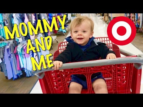 MOMMY AND ME SHOPPING SPREE!
