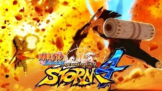 NARUTO SHIPPUDEN: Ultimate Ninja STORM 4 (PC) - Gameplay on GTX 970