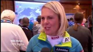 ÖSV | 25 Jahre Partnerschaft ÖSV und Tirol Werbung | Sölden 2014