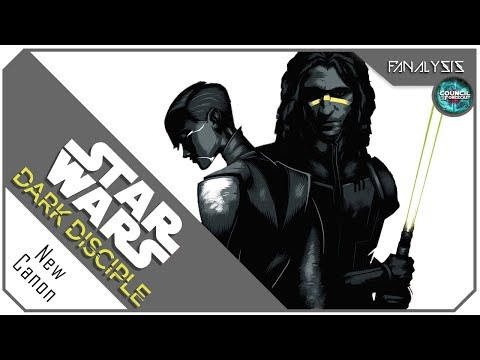 The Council Forcecast: Episode 14 - Dark Disciple Review