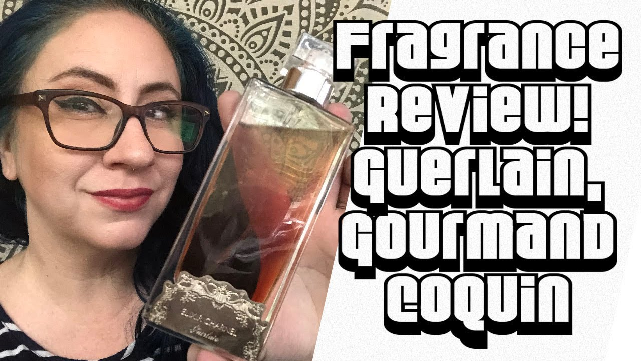 Fragrance Review Guerlain Elixir Charnel Gourmand Coquin Luxury
