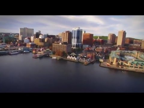 Why Halifax? It's