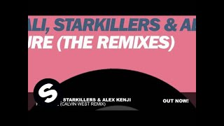 Repeat youtube video Nadia Ali, Starkillers & Alex Kenji - Pressure (Calvin West Extended Remix)