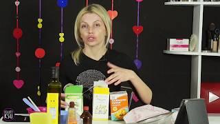 видео Как сделать сухие волосы эластичными и блестящими