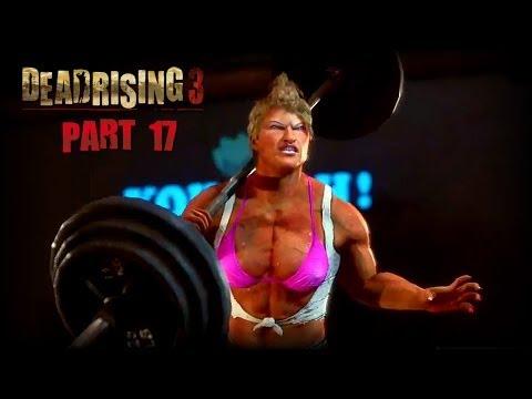 Dead Rising 3 Gameplay Walkthrough Part 17 - Jherii Psycho Boss Fight! (w/ Facecam)