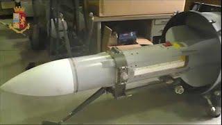 """بالفيديو.. العثور على صاروخ قطري وقاذفة صواريخ تركية في مقر """" ألتراس يوفنتوس """" - صحيفة صدى الالكترونية"""