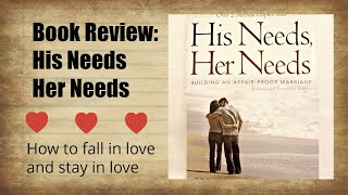 Book Review: His Needs Her Needs