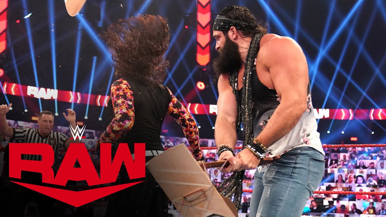 Elias makes smashing return with attack on Jeff Hardy: Raw, Oct. 12, 2020
