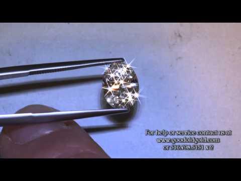 Oval Brilliant Cut Diamond: 2ct I VS2