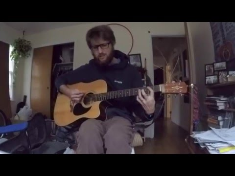 Fast as I can James McMurtry - Cover by Philip Bishop