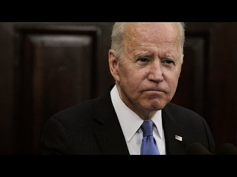 Biden insults 'dull class' navy after Reagan line gaffe