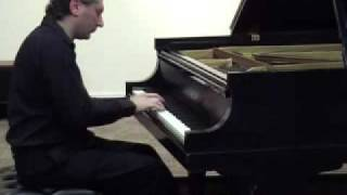 Ralph Iossa Live ~ Prelude & Fugue in D minor -Bk.1 -  Bach