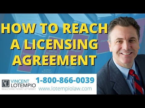 How To License an Idea? - Steps To Reaching A Licensing Agreement - Inventor FAQ - Ask an Attorney