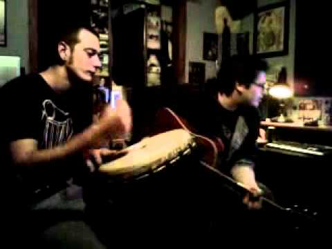 Kings of Leon - Crawl acoustic jam cover by Tony C...
