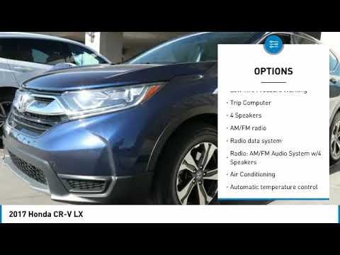 2017 Honda CR-V 2017 Honda CR-V LX FOR SALE in Las Vegas, CA U2454