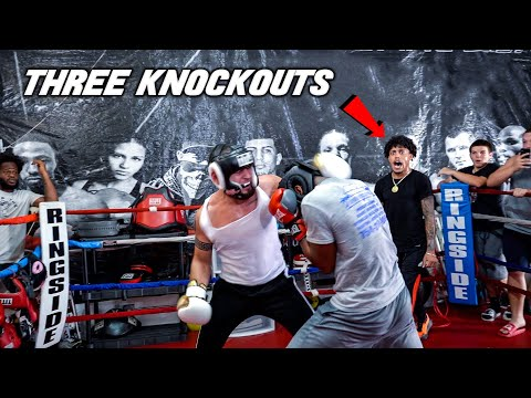 Last To Get Knocked Out! **The Finale**