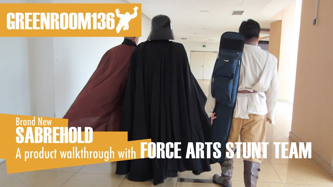 Sabrehold walkthrough with Force Arts Stunt Team - FAST