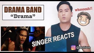 Drama Band -  DRAMA [Official Music Video] | REACTION