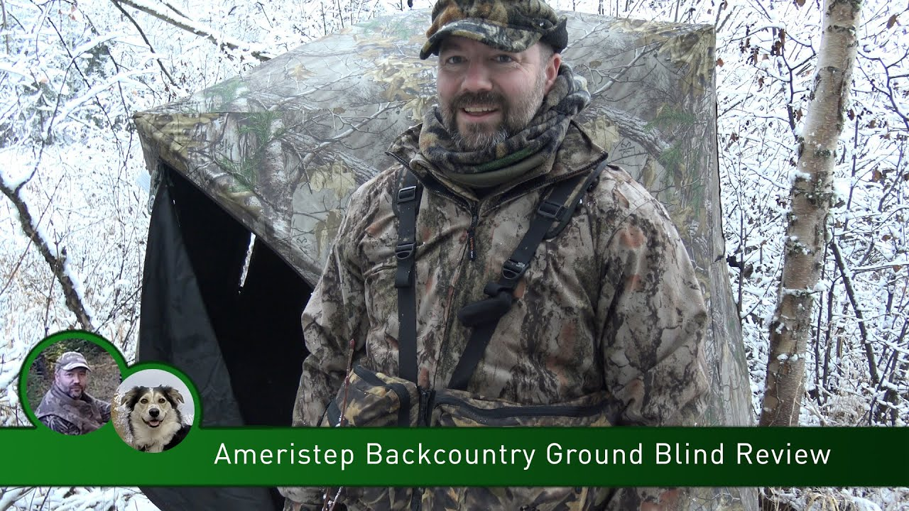 break distorter com mossy brickhouse up o oak sports products outdoors blinds k blind dp ground ameristep amazon