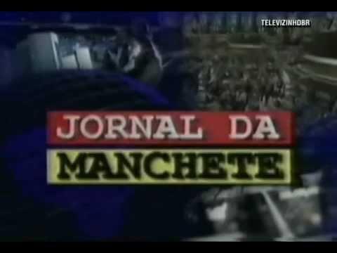 Cronologia de vinhetas do Jornal da Manchete