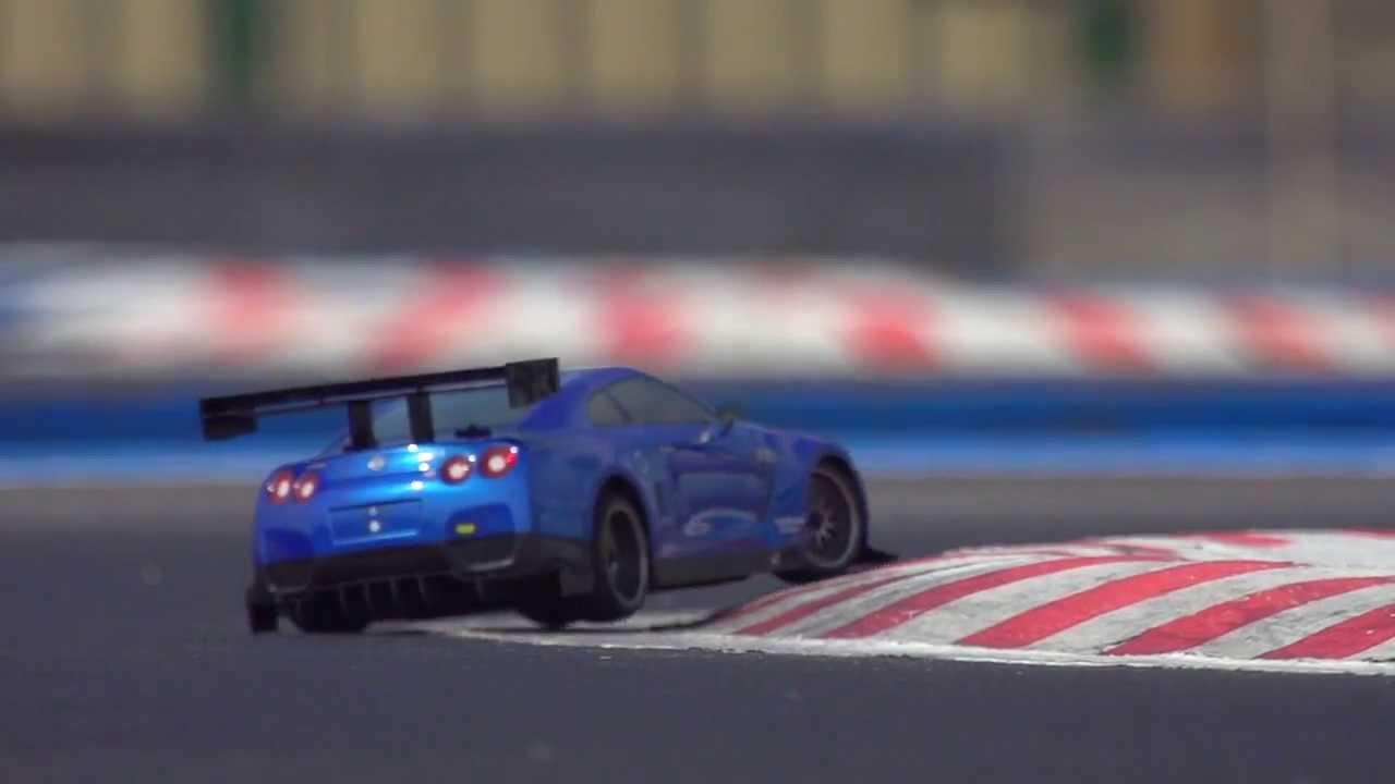 Vaterra Nissan Gtr Nismo Gt3 Von Horizon Hobby Youtube