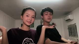 Lan Hương và Gia Huy hát nhạc trẻ Vpop hồi xưa