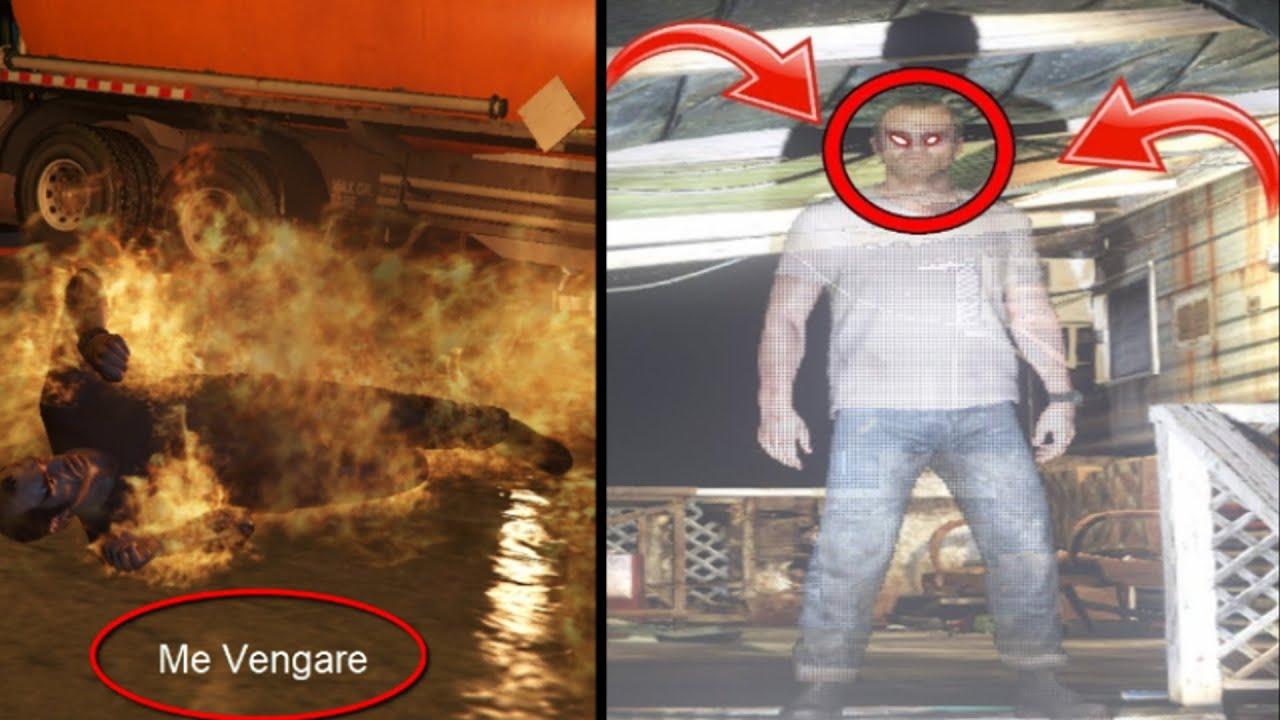 Esto Pasa si Matas a TREVOR en el GTA 5 (NO LO HAGAS)