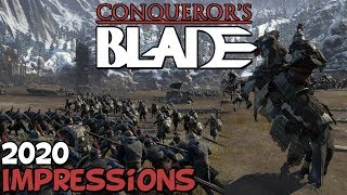 Revisiting Conqueror's Blade In 2020