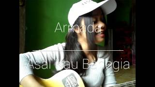 Video Armada - Asal Kau Bahagia (ElsaFitri Cover) download MP3, 3GP, MP4, WEBM, AVI, FLV Agustus 2018