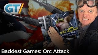 Baddest Games: Orc Attack