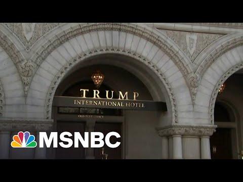 Sprawling Trump Org. Probe Hits DC Hotel: Report | MSNBC