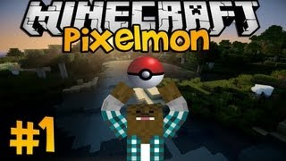 Minecraft - Pixelmon [Ep.1]