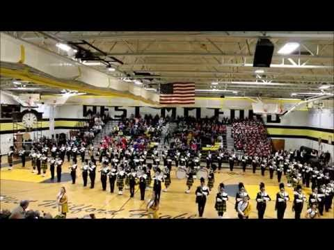 2014 Tattoo West Milford Highlander Marching Band