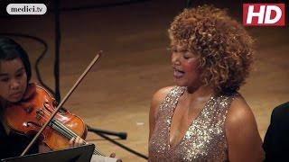 "Measha Brueggergosman - ""Traüme"" (Wesendonck Lieder) - Wagner"