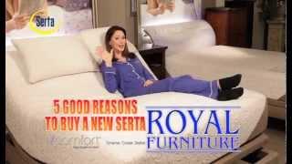 Serta Memorial Day Sale At Royal Furniture