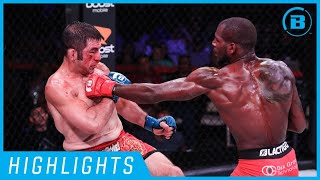 Highlights | Ed Ruth - #Bellator224