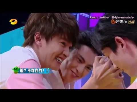 [ENGSUBS] 180714 Happy Camp — Dylan Wang (王鹤棣)'s Cut Part 1/2