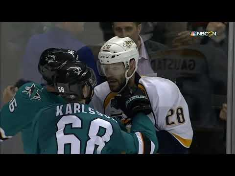 NHL: End of Game Scrums