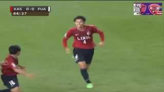 Kashima Antlers vs Frenz United A 3 - 0 | Asia Champions Trophy 2015