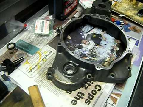Water Pump Seal Replacement On RMX250 (or Any 2 Stroke)
