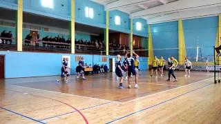 Volleyball 1 партия Долгое - Белкалий