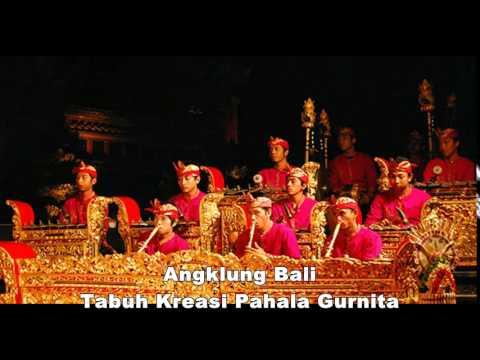 Angklung Bali | Tabuh Kreasi Pahala Gurnita